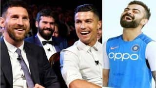 Virat Kohli Reveals His Favorite Footballer Between Cristiano Ronaldo And Lionel Messi, Calls 'FIFA Player of The Year 2019' Freak on The Field