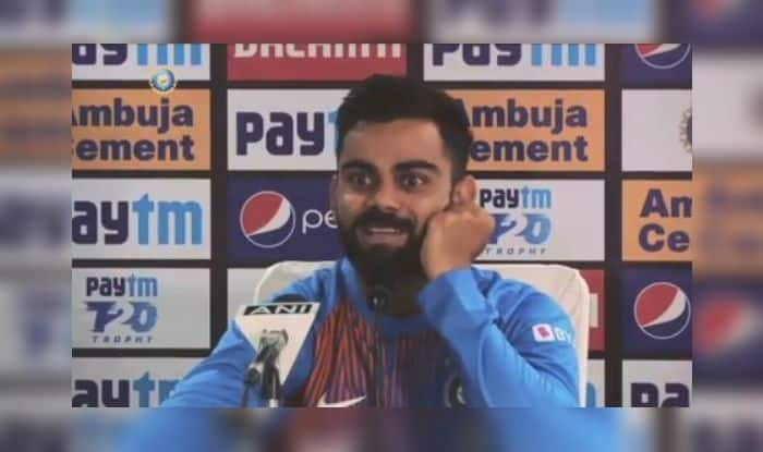 Virat Kohli, latest news Virat Kohli, Virat Kohli latest news, Shreyas Iyer, Rishabh Pant, Pant-Iyer walk out to bat at same time, Rishabh Pant-Shreyas Iyer Miscommunication, Team India No.4 Mystery Continues, Team India No.4 Connundrum, Pant-Iyer Batting Spot Confusion, Bengaluru T20I, India vs South Africa 2019, IND vs SA 3rd T20I, Iyer-Pant walk out to bat at same time, M.Chinnaswamy Stadium Bengaluru, Team India, Cricket News, Kohli Speaks on Pant-Iyer Confusion, Quinton de Kock