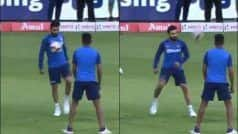 WATCH: 'King' Kohli's Soccer Skills Would Make CR7 Proud