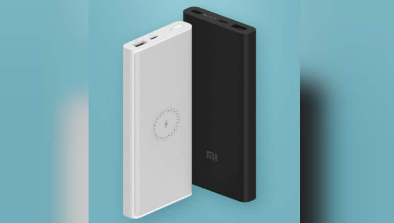 Xiaomi unveils 10,000mAh Wireless Power Bank Youth Edition