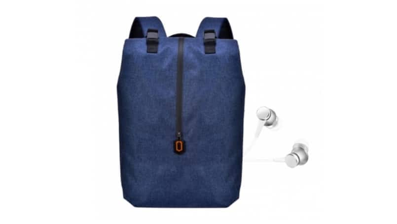Xiaomi offering free Mi Earphones with Mi Travel Backpack: All you need to know