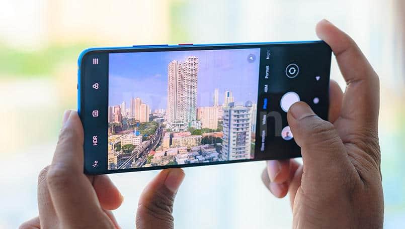 Xiaomi MIUI Camera hints at 8K video recording at 30fps in the future