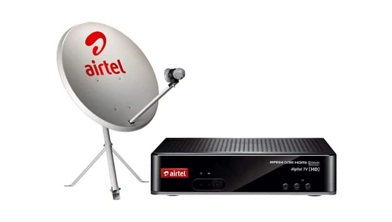 Airtel Digital TV charging Rs 80 NCF for multi-TV connections: Report