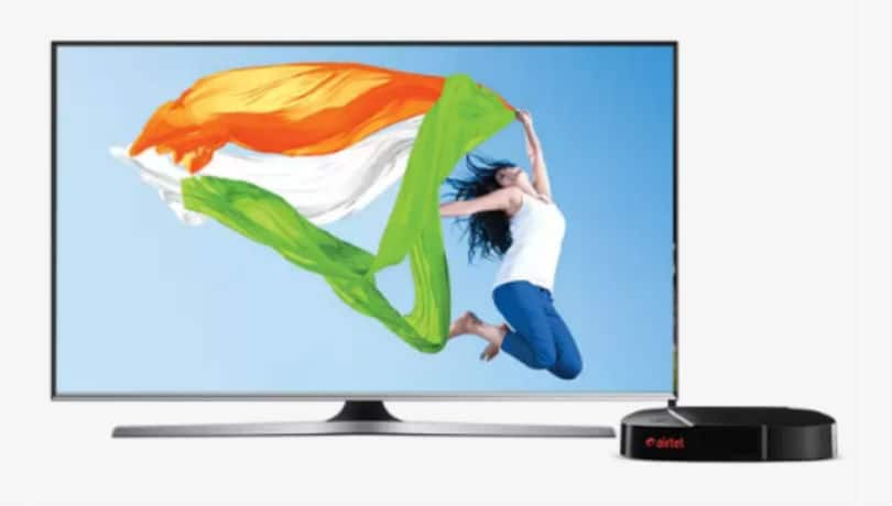 Airtel Digital TV launches 'all channels pack' at Rs 1,675 per month