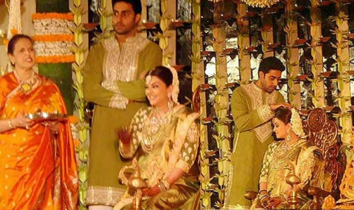 Aishwarya Rai Bachchan's Baby Shower Photos From Archives Are Beauty, Royalty And Traditions Defined as One