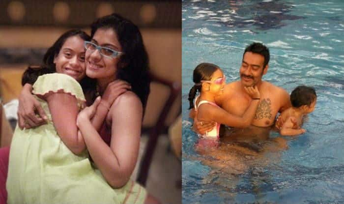 Ajay Devgn And Kajol Wish Daughter Nysa Devgan on Daughters' Day With Lovely Throwback Pictures