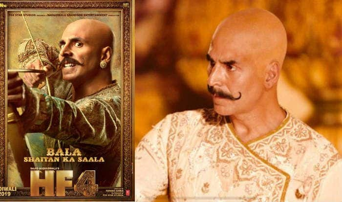 Housefull 4: All That Went Behind Akshay Kumar's Bald King Look From 1419 in Reincarnation Comedy