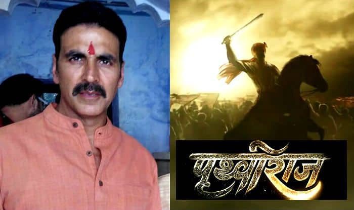 Akshay Kumar in And as Prithviraj in YRF's Big Period Drama Based on Indian Ruler Prithviraj Chauhan, Details Inside