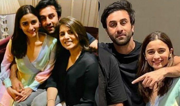 Ranbir Kapoor's Birthday Party Inside Photos: Alia Bhatt Looks Pretty With Neetu Kapoor And The Main Man