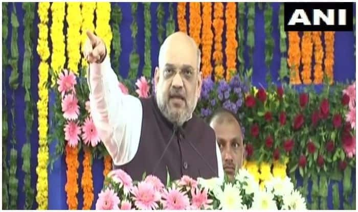 Hindi Diwas 2019: India Needs to Have One language, Says Amit Shah; Later Faces Flak From Owaisi