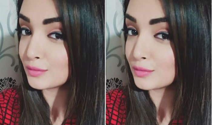 Bhojpuri Bombshell Amrapali Dubey's Latest Selfie in Pink Lips Wows Fans; Her 'Crazy Mujhko Kar Deti Hai' Song Goes Viral