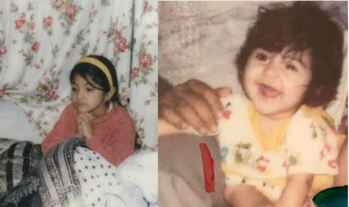 Anushka Sharma Shares Aww-dorable Childhood Pictures, Looks Cute Golu Molu
