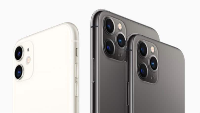Apple iPhone 11, iPhone 11 Pro, iPhone 11 Pro Max prices in India, sale date revealed