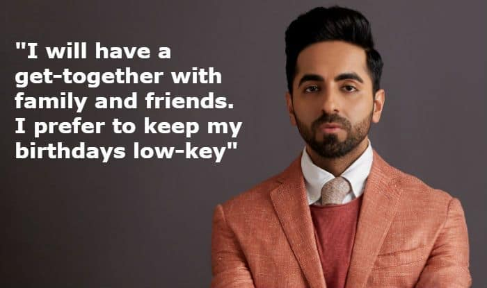 After Dream Girl's Good Start at Box Office, Ayushmann Khurrana Reveals His Wish on 35th Birthday