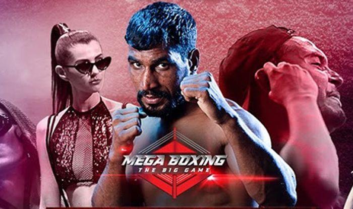 Mega Boxing, Boxing, Boxing results, Mega Boxing highlights, Rajesh Lukka, Ivor Lastrilla