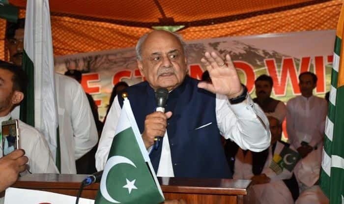 Pakistan Minister Admits Funding Hafeez Saeed, Says 'World Believes India' on Kashmir Issue