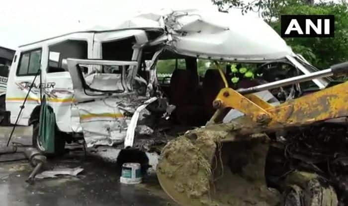 Assam: 10 Killed, Several Injured in Bus-Tempo Collision in Sibsagar