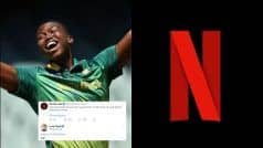 "SA Cricketer Lungi Ngidi's Epic Response to Netflix on ""Lungi Dance"" Creates Laughter Riot 