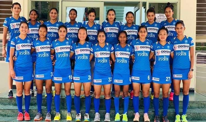 Hockey India announce women's squad for Tour of England, Indian women's hockey team for Tour of England, Indian men's hockey team, Indian women's hockey team, 2020 Tokyo Olympics final round hockey qualifiers, Indian men's hockey team to play Russia, Indian women's hockey team to play USA, Indian men's hockey team to play Russia in final round of Tokyo Olympic Qualifier, Indian women's hockey team to play USA in final round of Tokyo Olympic Qualifier,