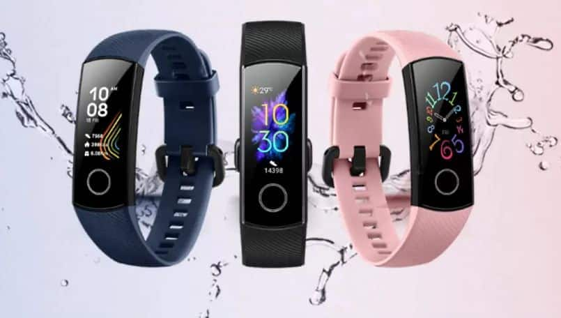 Honor Band 5 gets SpO2 and Remote Music Control feature in India