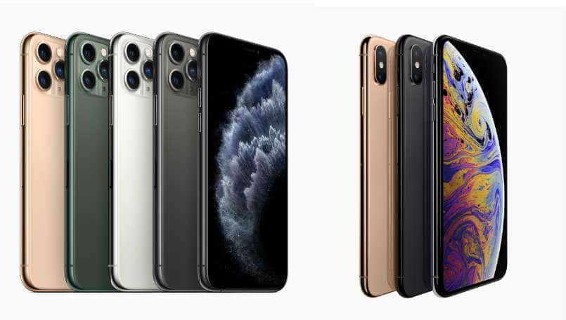 Apple iPhone 11 Pro Max vs iPhone XS Max: Price in India, Specifications and Features compared