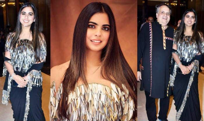 Isha Ambani's Saree at 33 Years of Abu Jani Sandeep Khosla Event is Different And Stunning – See Photos