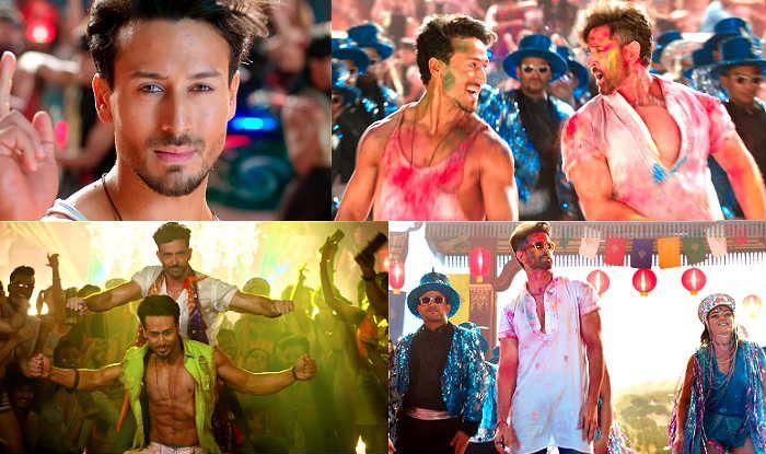 Jai Jai Shiv Shankar Song From YRF's War: Hrithik Roshan-Tiger Shroff's Swag Adds Magic to This Epic Dance Face-Off