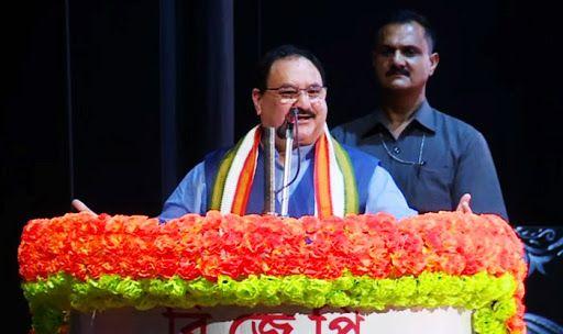 Vote Bank Politics More Important For Mamata than The Nation, Says JP Nadda in Kolkata