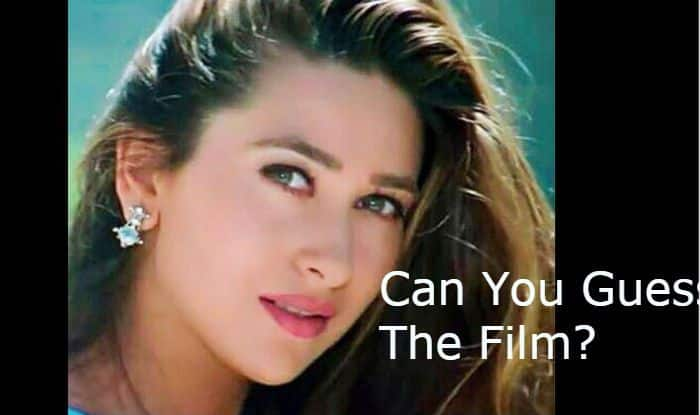 Karisma Kapoor Shares a Throwback Picture And Asks Fans to Guess The Movie, Can You Tell?