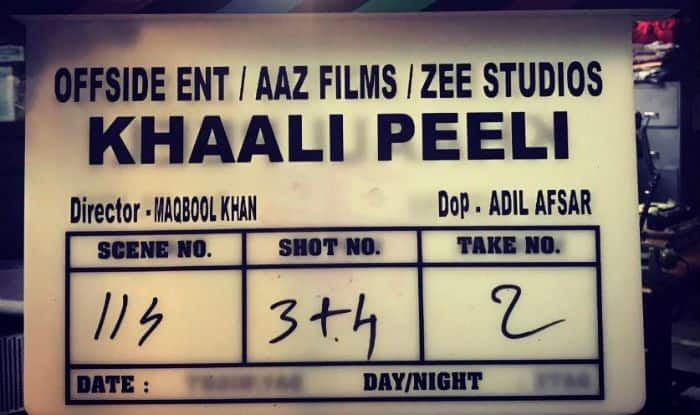 Ishaan Khatter – Ananya Panday Starrer 'Khaali Peeli' Goes on Floors, to be Released on THIS Day