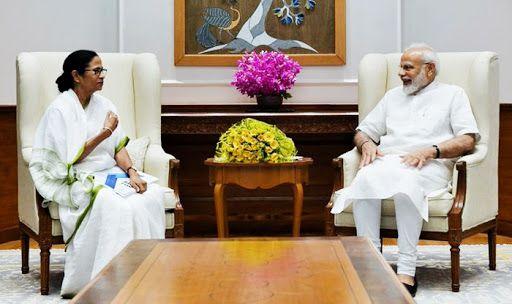 Mamata Banerjee Meets PM Modi, Reminds Him of Bengal's Demand to Change State's Name