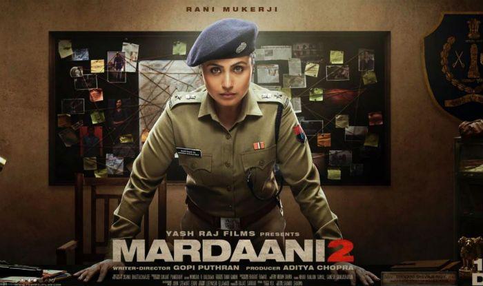 Mardaani 2 Teaser: Rani Mukerji as Cop Shivani Shivaji Roy Won't Stop Till Criminals Don't Stop -Watch