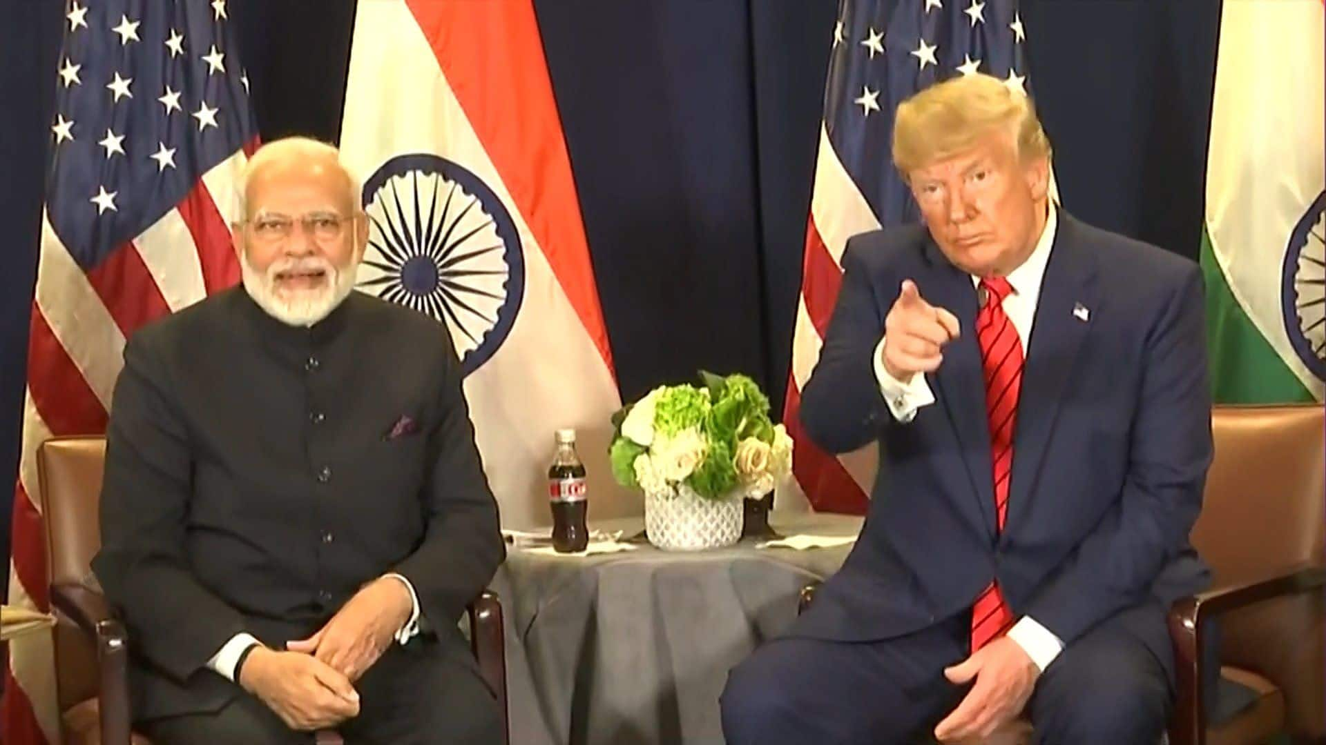 Modi's Message to Pakistan is Loud And Clear, Says Trump on Terrorism From Pakistan