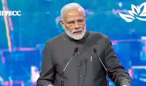 'India-Far East Relationship Not New But Old': PM Modi at Eastern Economic Forum