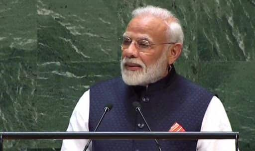 Congratulatory Messages Pour in For PM Modi After His Power-packed Speech at UNGA