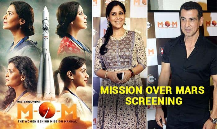 Watch Full Video of The Screening of Mission Over Mars Here: Sakshi Tanwar, Mona Singh, Ronit R…