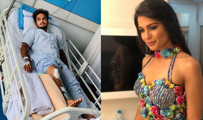 Nach Baliye 9: Faisal Khan 'Shocked' Over Injury, Girlfriend Muskaan Kataria Writes Emotional Note to Choreographer