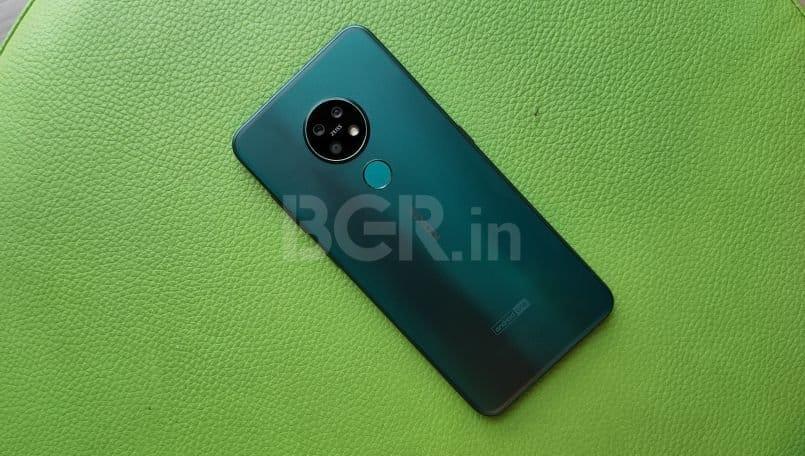 Nokia 7.2, Nokia 6.2 First Impressions: Premium design with pure Android