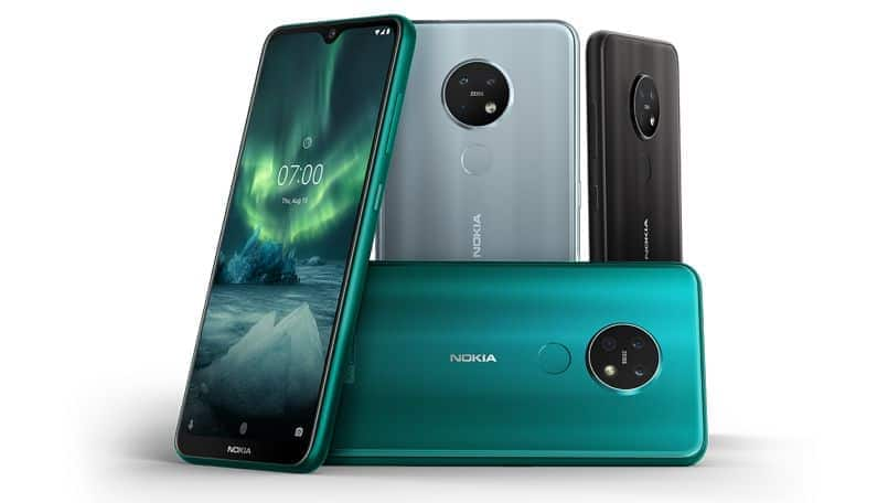 Nokia 7.2 goes on sale in India: Price, offers, specifications, availability, features