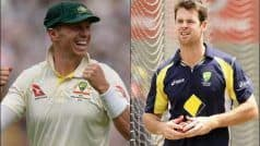 Two Captains to Lead Australia Prime Minister's XI For First Time Against Sri Lanka in One-Off T20