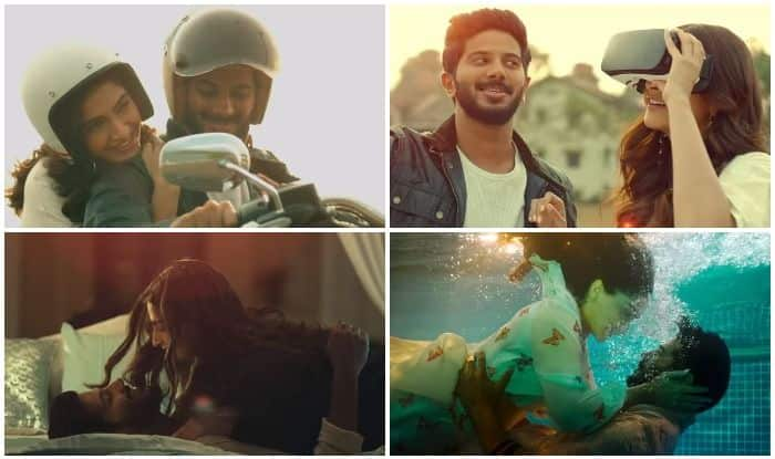 Sonam Kapoor and Dulquer Salmaan's stilld from The Zoya Factor song Maheroo