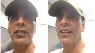Akshay Kumar Takes Metro Ride to Reach Work, Mumbai Metro Authorities Feel Ecstatic – Watch