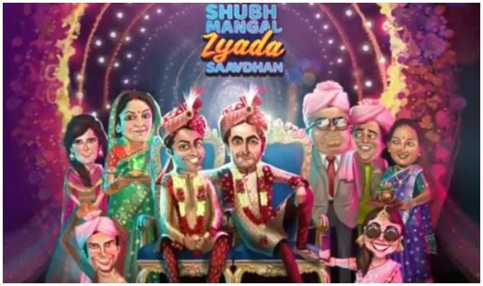Ayushmann Khurrana reveals who he will be romancing in Shubh Mangal Zyada Saavdhan in new promo