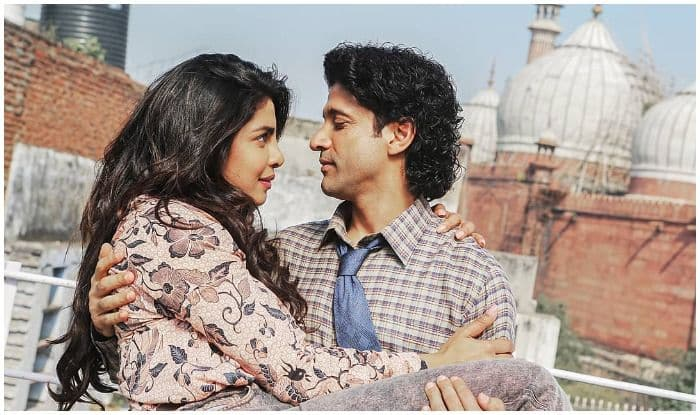 Priyanka Chopra and Farhan Akhtar in a still from the song Dil Hi Toh Hai of the Shonali Bose directorial The Sky Is Pink