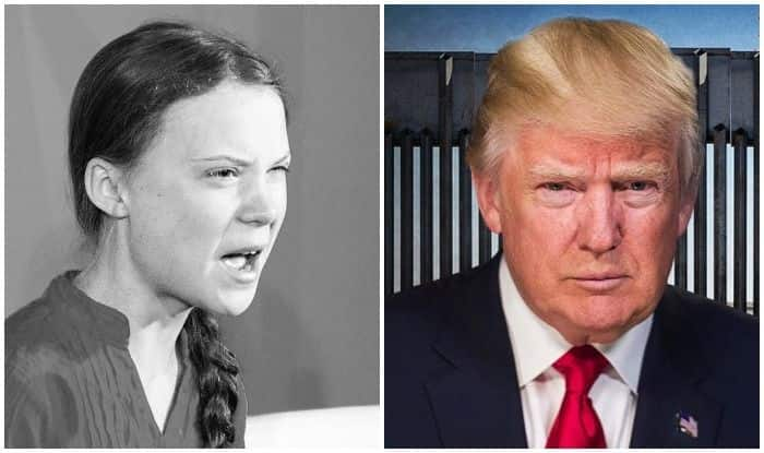 US President Donald Trump trolls Teenage Swedish environmental activist Greta Thunberg for her speech on climate change at UN summit in New York