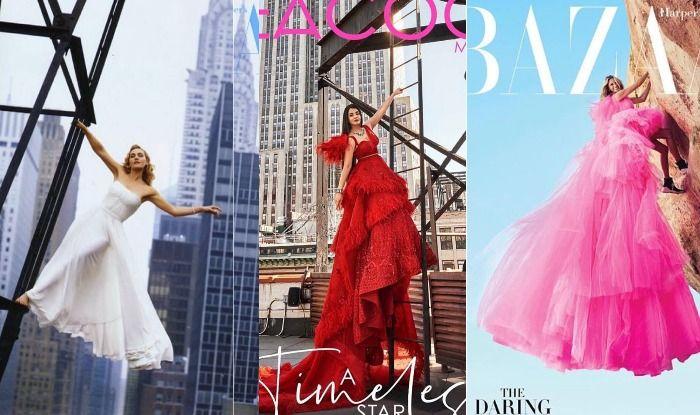 Kate Winslet, Aishwarya Rai Bachchan and Julia Roberts on magazine covers