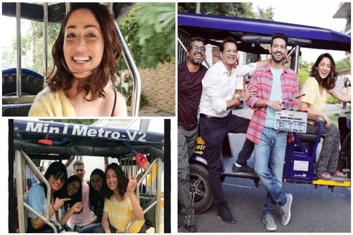 Ginny Weds Sunny Yami Gautam Delhi Vikrant Massey Puneet Khanna Vinod Bachchan