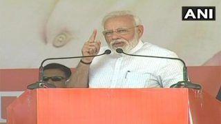 बीते 100 दिन में देश और दुनिया ने देखा, भारत अब हर चुनौती से सीधे टकराने वाला है: पीएम मोदी