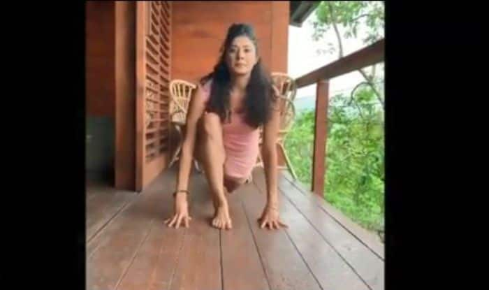 Pooja Batra's Surya Namaskar Poses Will Make Your Jaw Drop, Watch Here