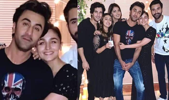 Alia Bhatt, Ranbir Kapoor, Akansha Ranjan birthday bash, Alia Bhatt Ranbir Kapoor photos, Brahmastra movie, Sadak 2 movie, Takht